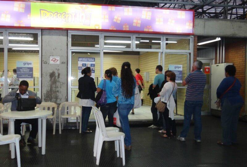 Terminal Metropolitano São Mateus recebe campanhas de saúde