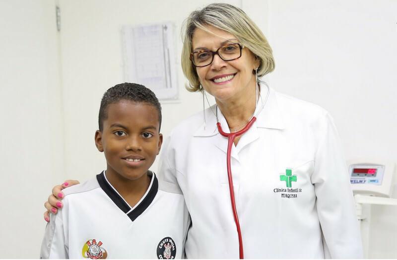 Clínica Infantil de Itaquera recebe manutenção de Acreditação