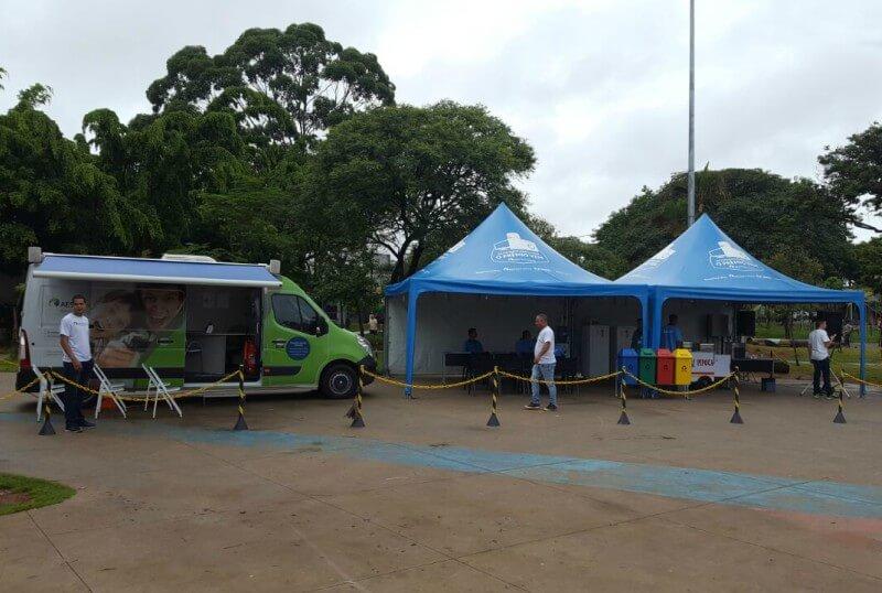 Eletropaulo faz blitz de segurança em Jardim Lageado