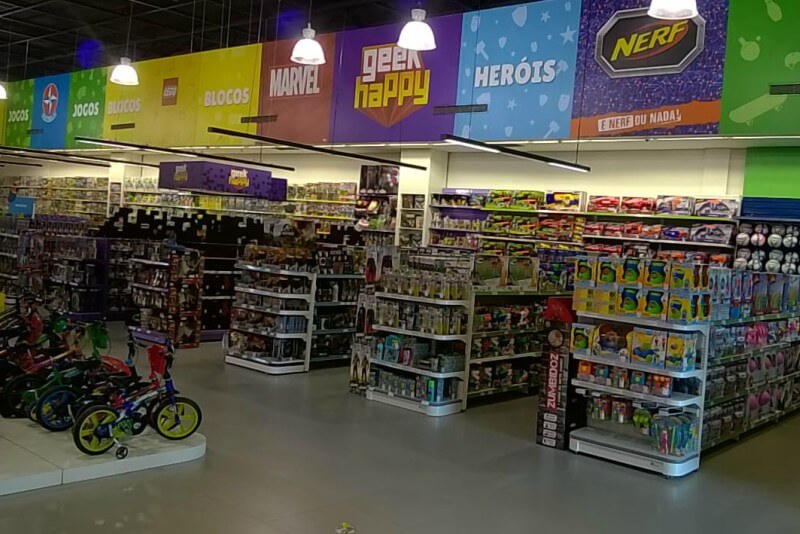 Ri Happy inaugura loja One Stop Shop em Itaquera