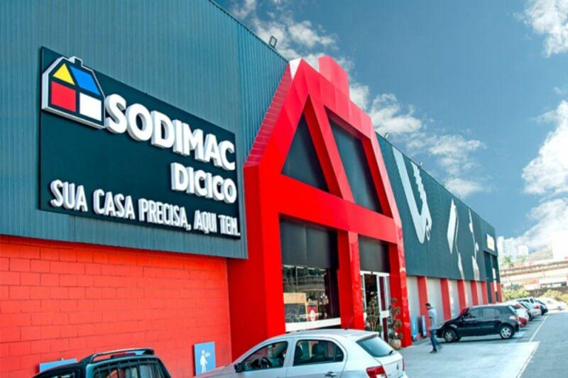 Loja Dicico na Zona Leste de São Paulo é transformada em Sodimac Dicico