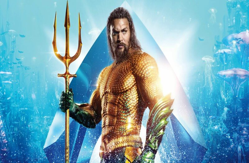 """Aquaman"" no CineMaterna do Shopping Metrô Itaquera"