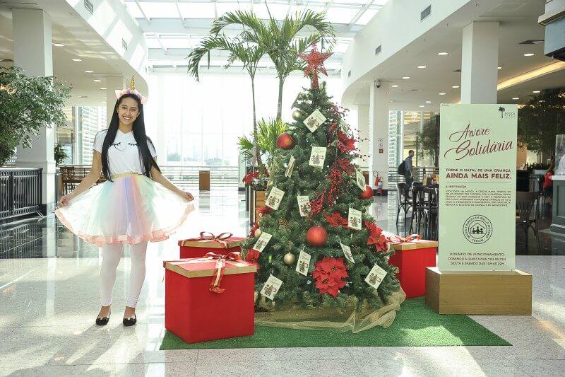 Mooca Plaza Shopping cria árvore solidária neste Natal
