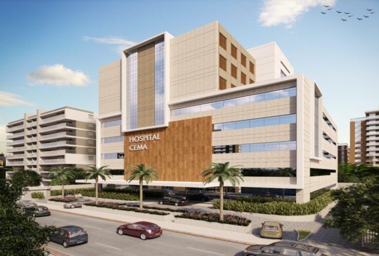 Hospital Cema se muda para o Belém