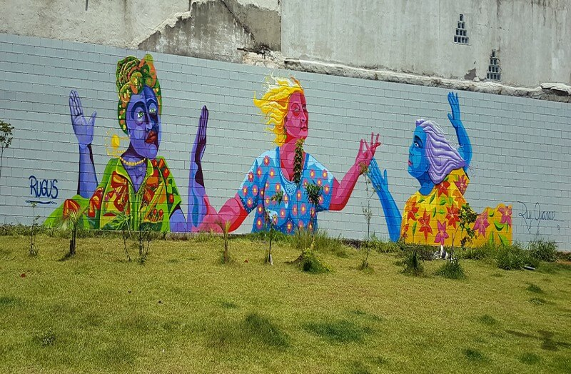 Estações da CPTM recebem intervenções artísticas no Dia Internacional da Mulher