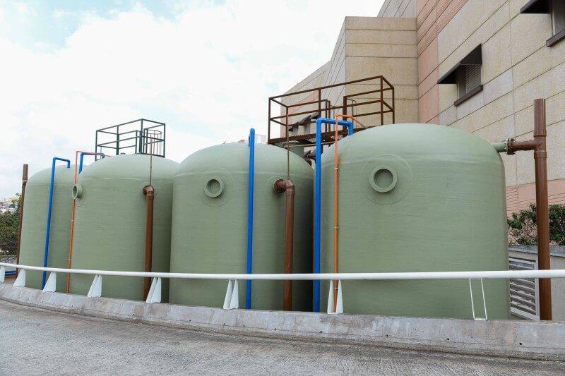 Shopping Anália Franco implanta sistema de tratamento de água