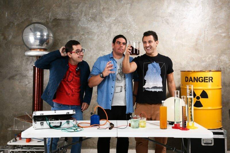 Ciência em show se apresenta no Shopping Metrô Itaquera em maio
