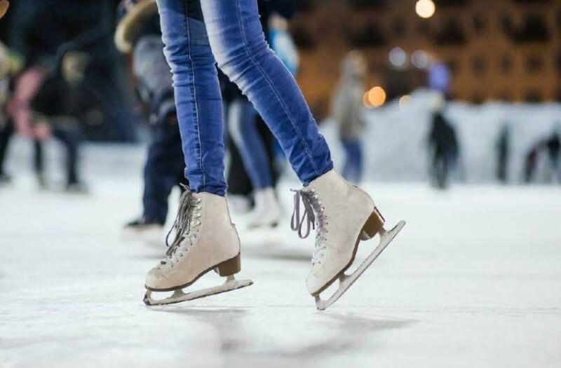 Pista de gelo chega ao Mooca Plaza Shopping