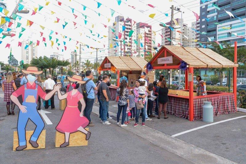 Shopping Anália Franco terá dois finais de semana de Festa Junina