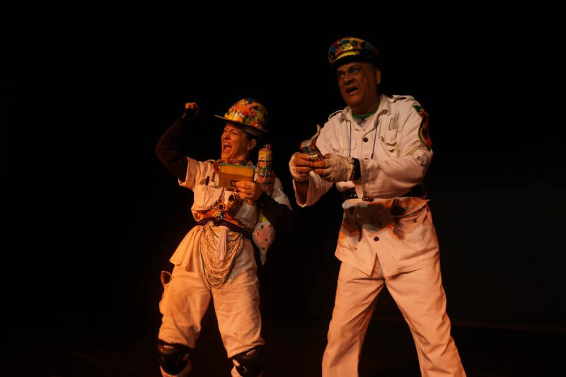 Ceu Quinta do Sol recebe musical infantil - ZLN