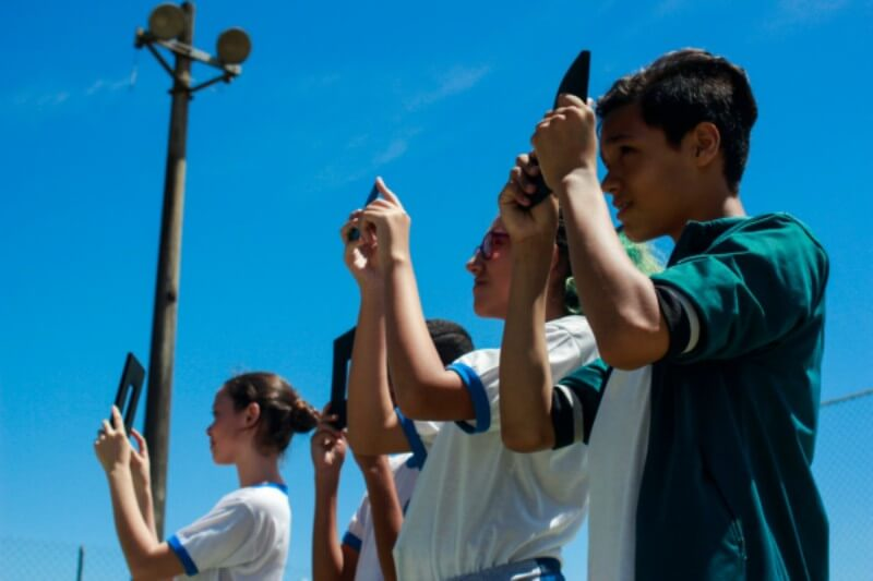 Fotografia transforma olhares em escolas públicas de São Miguel Paulista - ZLN