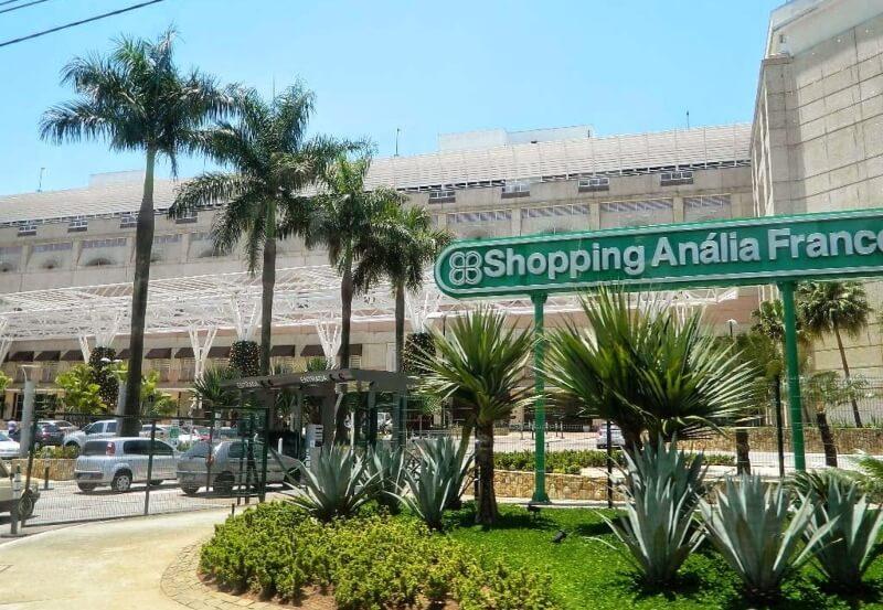 Shopping Anália Franco comemora 20 anos - ZLN