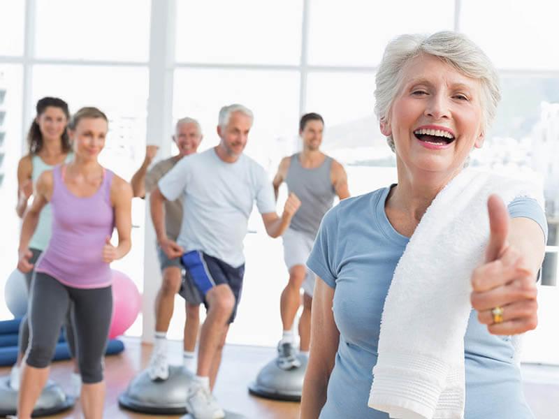 Shopping em Itaquera oferece atividade física gratuita para idosos - ZLN