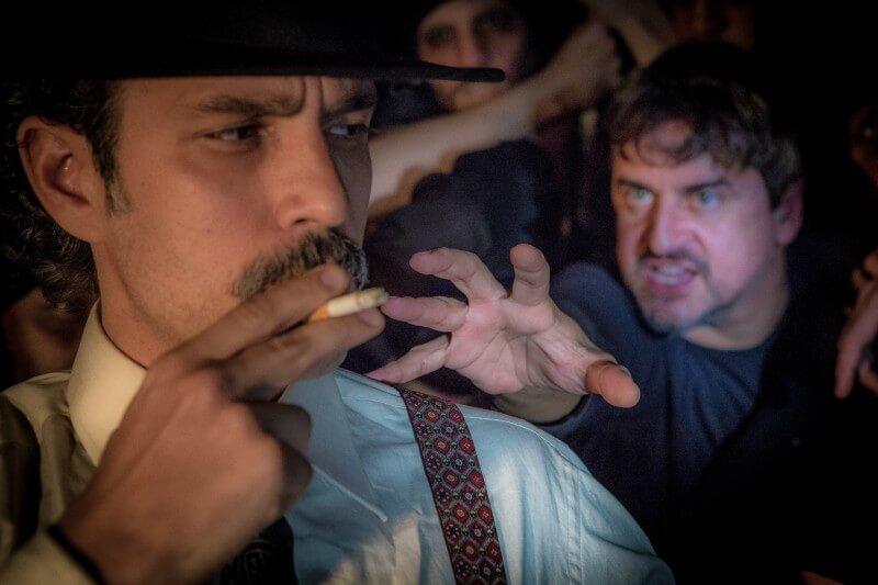 Teatro na zona leste recebe peça sobre tortura em prisão americana - ZLN
