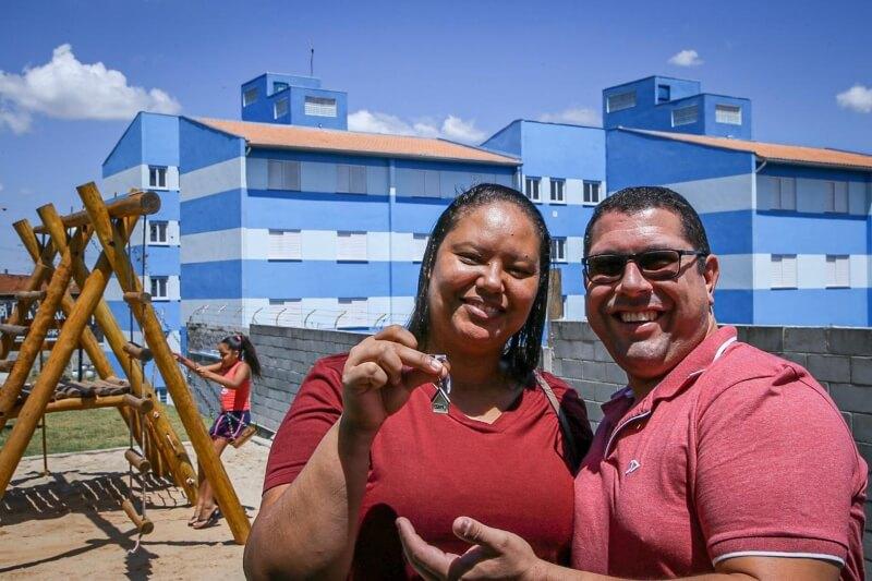 CDHU entrega 39 apartamentos na zona leste de SP - ZLN