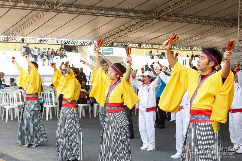 Parque Ceret recebe evento de cultura japonesa - ZLN