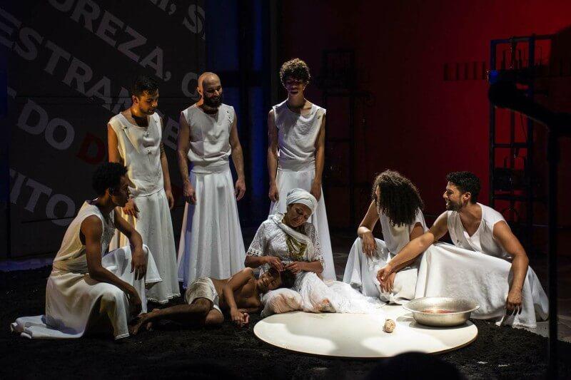 Sesc Belenzinho recebe espetáculo teatral (In)justiça - ZLN