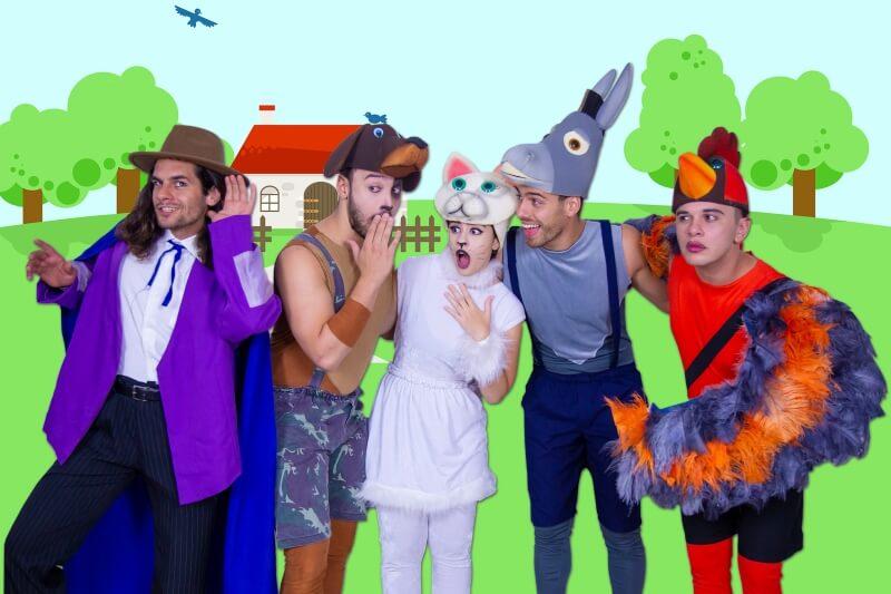 Musical _Os Saltimbancos_ retorna à Zona Leste de SP - ZLN
