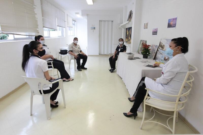 São Cristóvão Saúde cria espaço de apoio psicológico para funcionários - ZLN