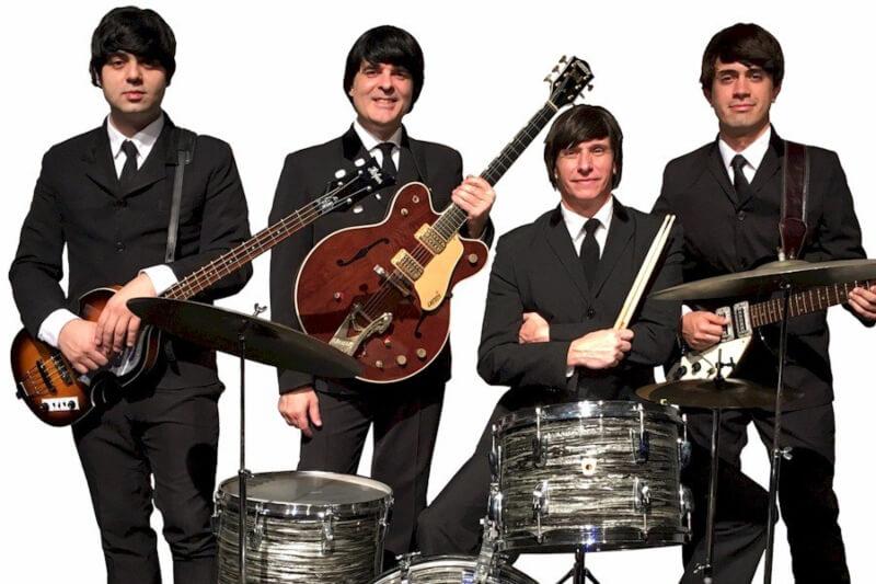 Beatles 4ever: shopping no Tatuapé recebe show drive-in - ZLN