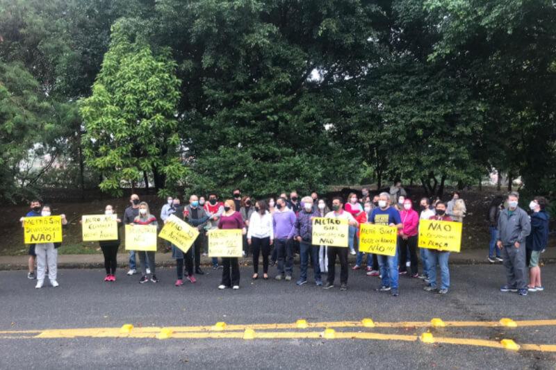 Moradores estão revoltados com descaso do Metrô na Vila Carrão e Formosa - ZLN