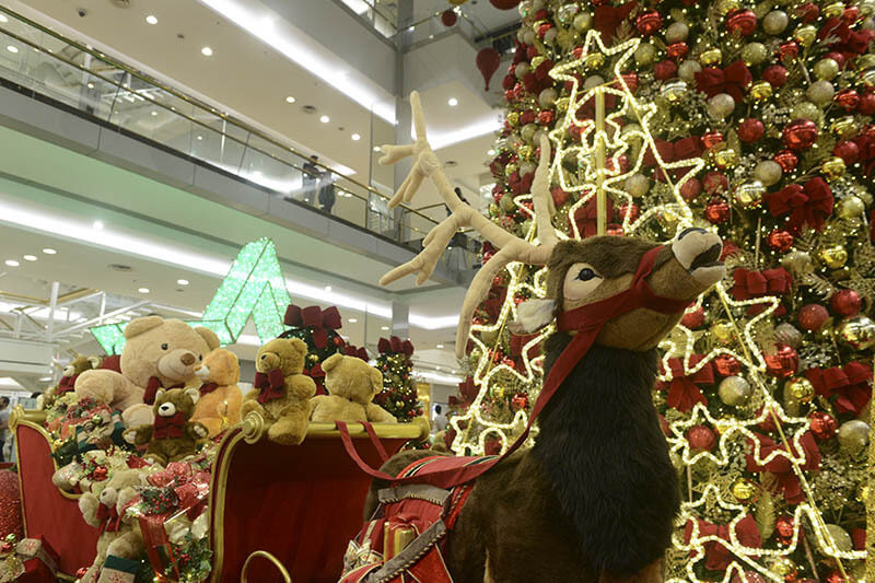 Shopping Anália Franco promove ação de Natal especial - ZLN