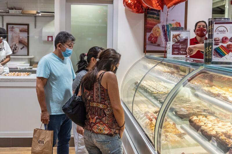 Novidade na ZL! Shopping Anália Franco ganha unidade Carlo´s Bakery